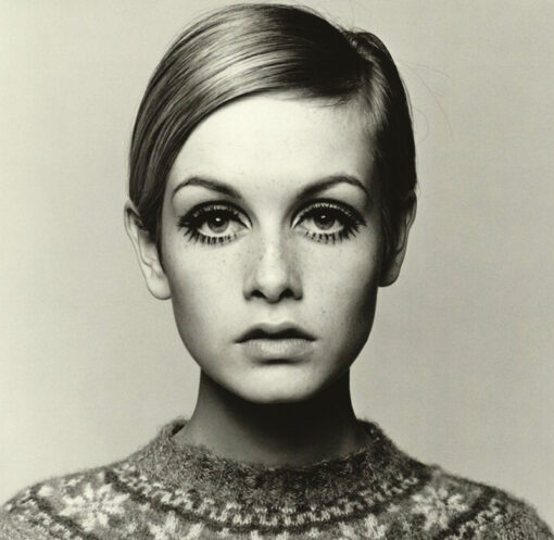Twiggy Swinging Sixties Icon London Fashion Model