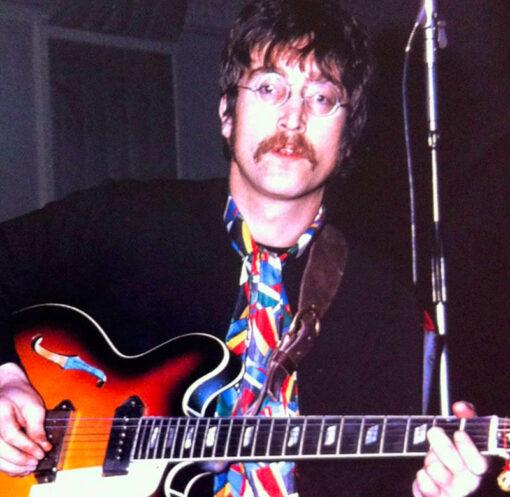 John Lennon Psychedelic LSD Acid Revolution