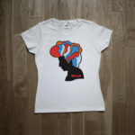 Bob Dylan Psychedelic Milton Glaser Mad Men T-Shirt