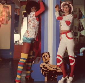 Mr Freedom Rocket Pop-Art Psychedelic Kings Road T-Shirt
