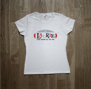 Laurie Records Teenbeat Garage RocknRoll Soul T-Shirt
