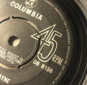 Living at 45rpm Mod Dancefloor DJ Single Vinyl Collector Allnighter T-Shirt