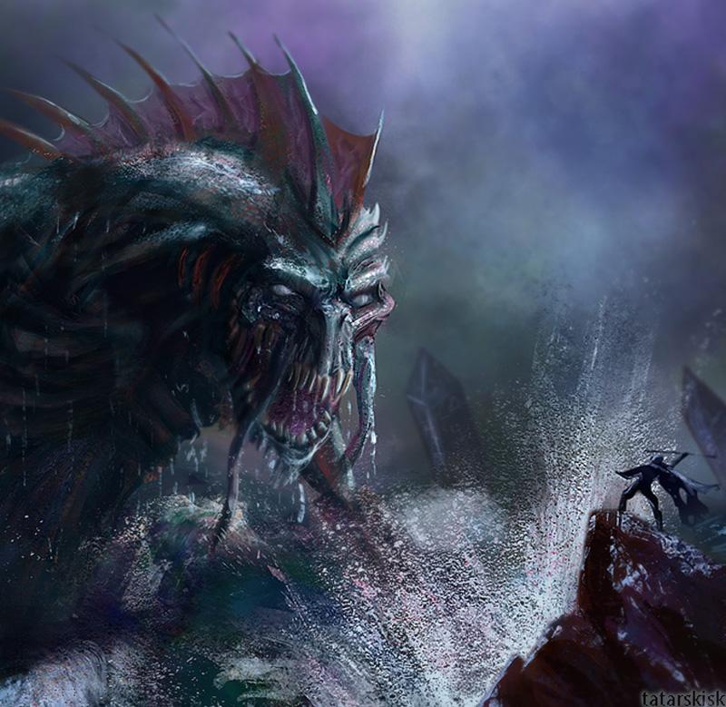 Dagon Lovecraft
