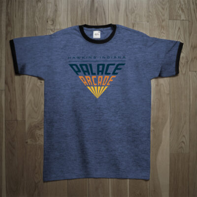 Stranger Things Palace Arcade Videogames T-Shirt